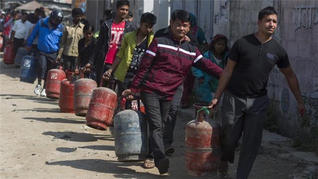 Nepal fuel