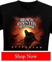 Joe Bonamassa Store - Black Country Communion Afterglow T-Shirt
