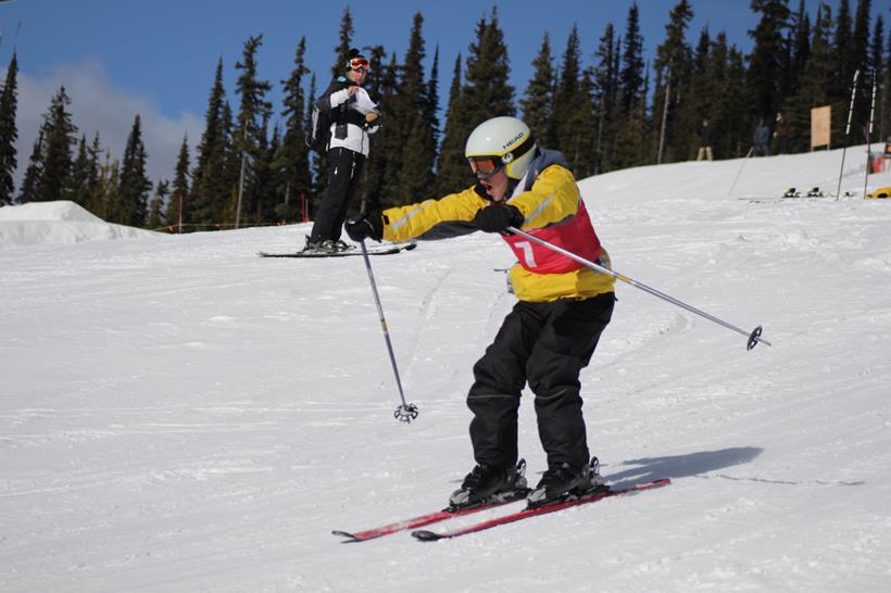 Team BC 2016 alpine skier Jonathan Robins