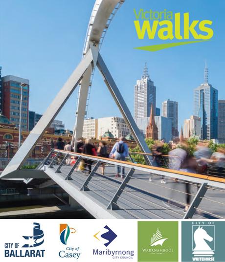 Victoria Walks Supporter Brochure