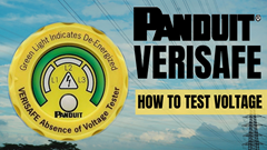 Panduit Voltage Testers | How To Measure The Absence Of Voltage