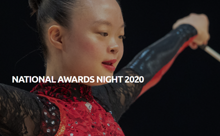 Special Olympics Canada Awards Night promotion