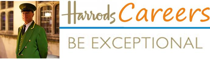 Post image for Harrods careers – Exceeding expectations