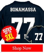 Joe Bonamassa Bona-Football Jersey