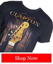 Tribut - Eric Clapton - Blackie Tee