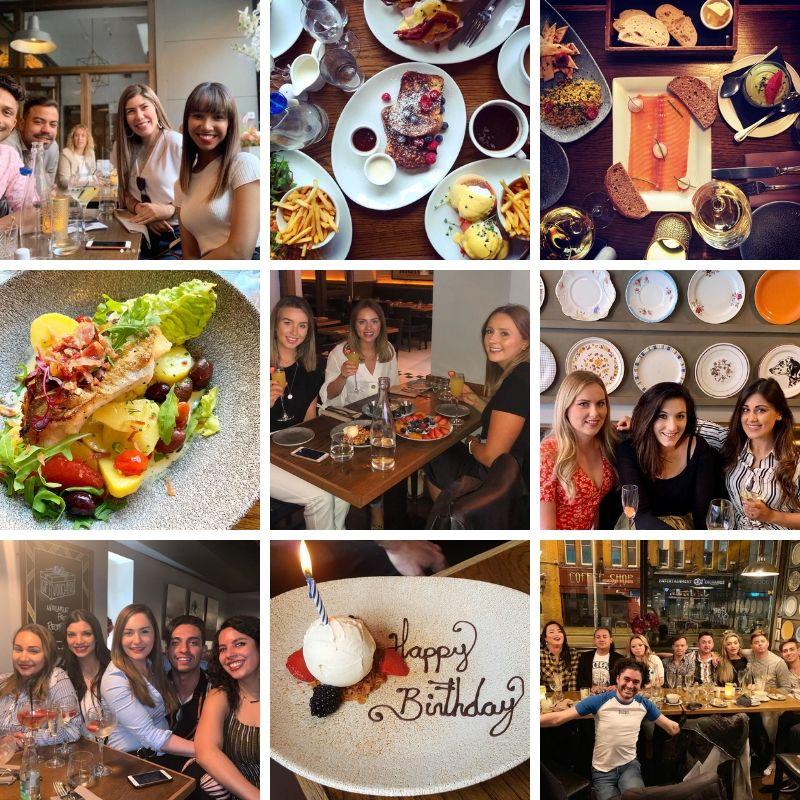 Brasserie Sixty6 Instagram