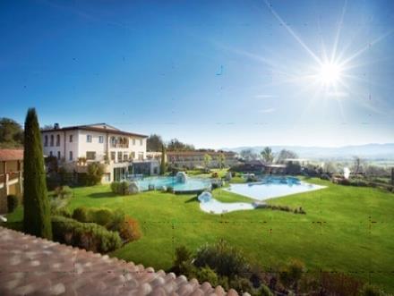 Tuscany: ADLER Spa Resort THERMAE