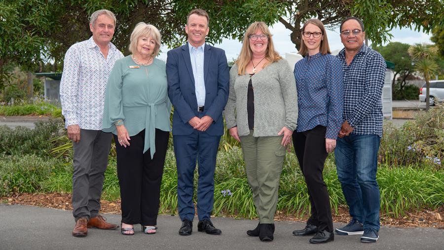 The Coastal-Burwood Community Board