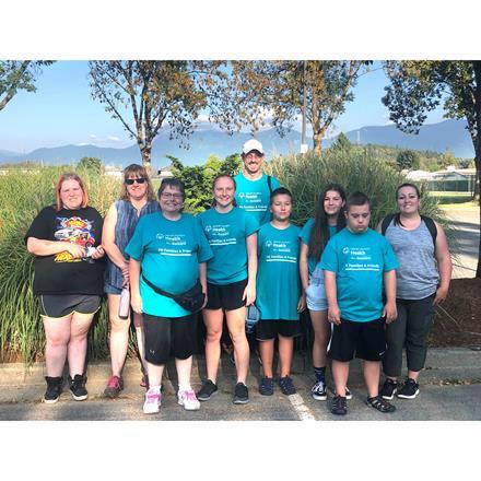 Special Olympics Healthy Community