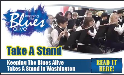 Keeping The Blues Alive takes a stand in Washington. Read it here!