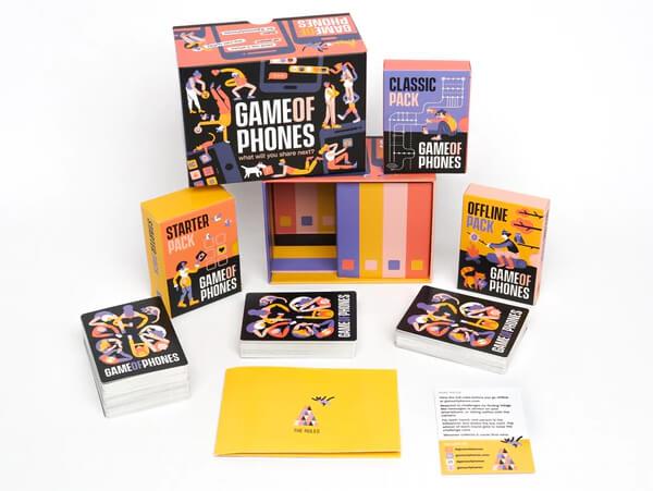 Game of Phones Game