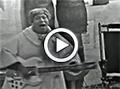 Blues In Motion: Sister Rosetta Tharpe soulfully performs 'Didn't It Rain'
