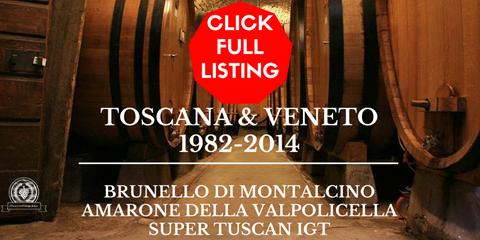 Toscana & Veneto Back Vintage