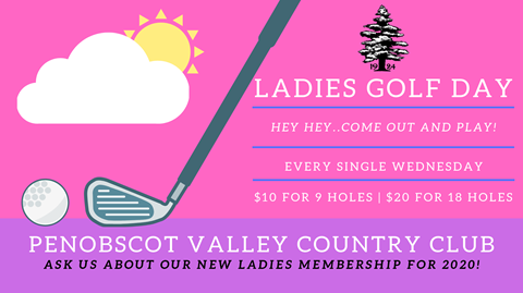 Ladies Golf Day