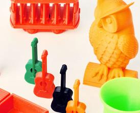 Top Nine consumer 3D printers