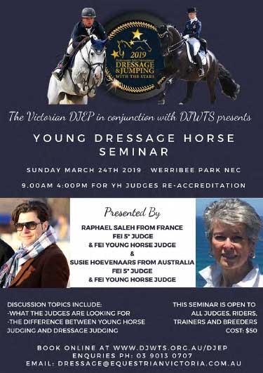 DJEP Young Horse Seminar