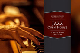 Get Jazzed at Wilson Health Center Open House