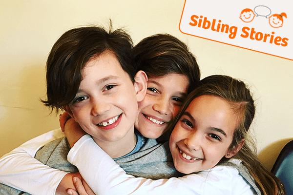Sibling Story Hero Image