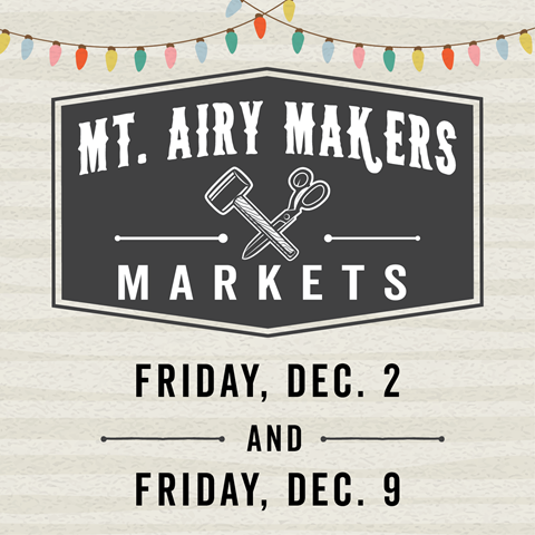 Mt. Airy Makers Market