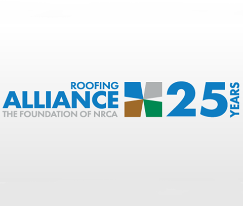 Roofing Alliance: The Foundation of NRCA 25th Anniversary