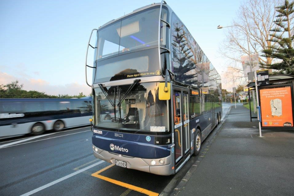 North West bus improvements