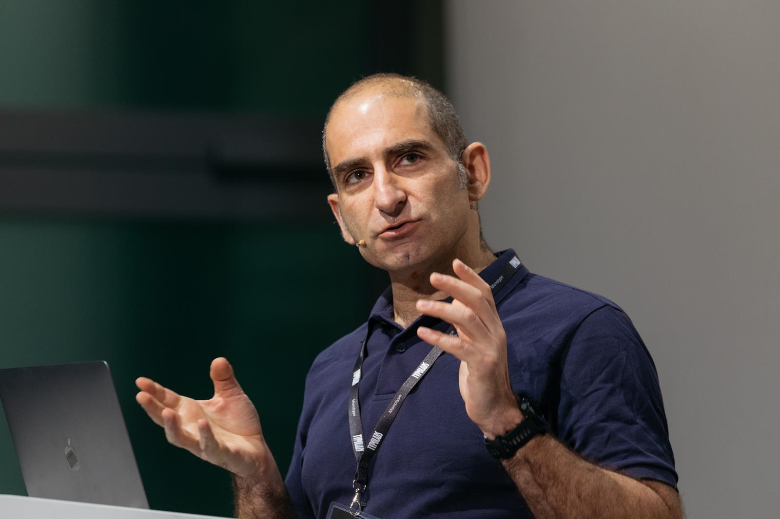 Gerry Leonidas on Variable Fonts