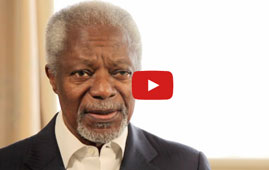 Video of The Elders calling for climate action #NowNotTomorrow