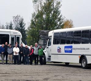 Revelstoke Shuttle Bus