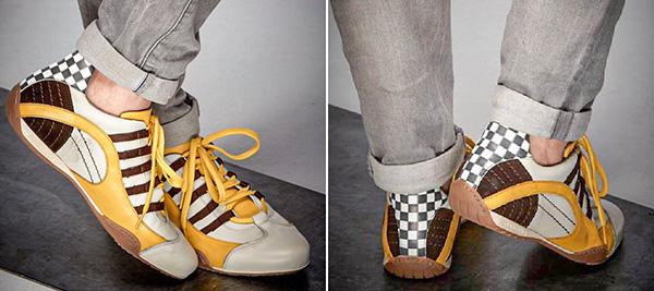 Racing Sneaker Super Bee