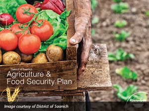 Saanich Agriculture and Food Security Plan