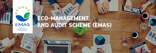 Eco-management and audi scheme