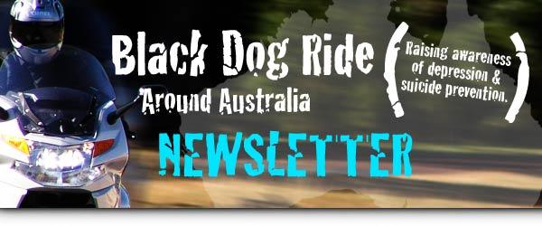 Black Dog Ride Newsletter