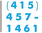 (415) 457-1461