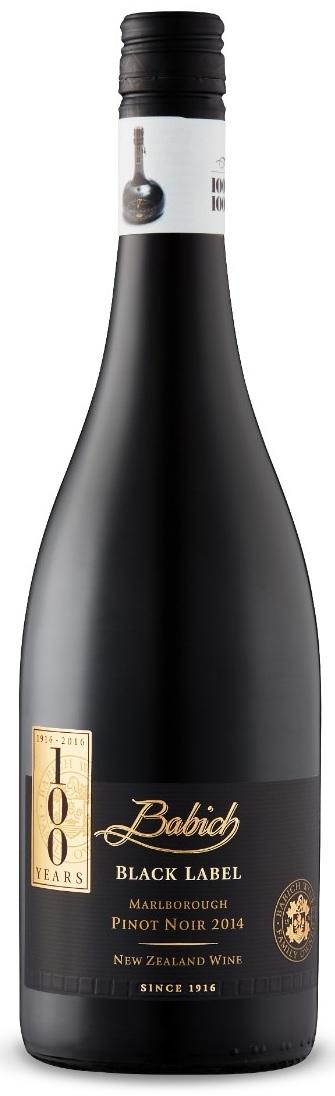 Babich Black Label Pinot Noir 2014